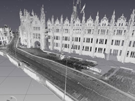High Definition Laser Scanning